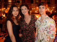 Caroline Barclay : Ses enfants Vincent et Clara ont bien grandi !