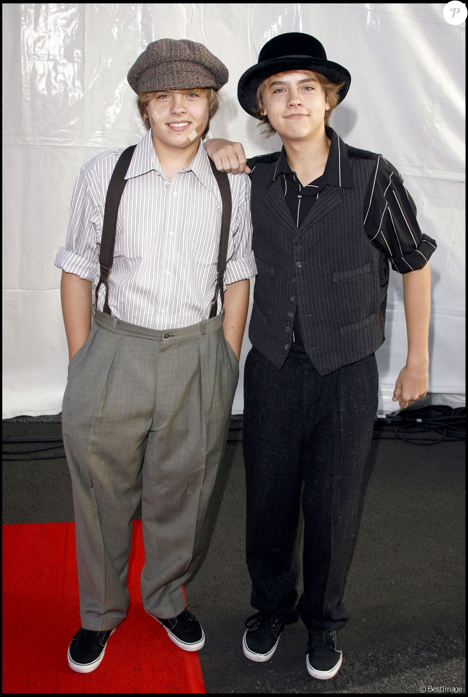 Dylan Sprouse et Cole Sprouse en 2009. - Purepeople