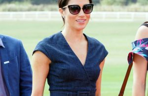 Meghan Markle : Supportrice de charme pour Harry au polo