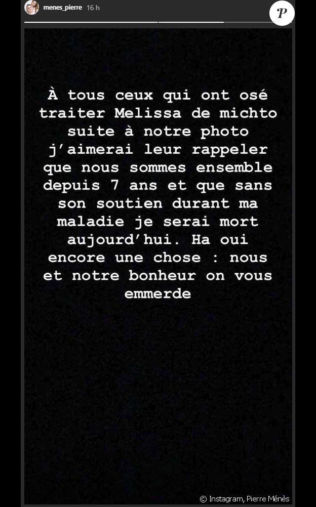 Pierre Ménès réagit après avoir insulté un internaute - Instagram, 26 juillet 2018