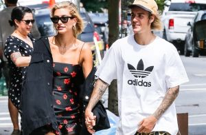 Justin Bieber et Hailey Baldwin affichent leur amour à New York