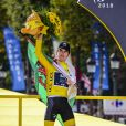 Geraint Thomas (GBR-Sky) - Arrivée de la 21ème et dernière étape (Houilles - Paris Champs-Elysées) de la 105ème édition du Tour de France sur les Champs-Elysées à Paris le 29 juillet 2018. © Pierre Perusseau/Bestimage