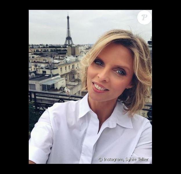 Sylvie Tellier a accouché d'un petit garçon, Roméo - Instagram, 14 juillet 2018