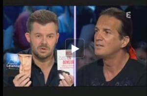 Enorme clash chez Laurent Ruquier : Francis Lalanne devient hystérique face à Eric Naulleau ! Regardez la vidéo... dingue !