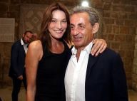 Carla Bruni : Sa tendre photo de Nicolas Sarkozy avec leur fille Giulia