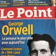 Le Point, août 2018.