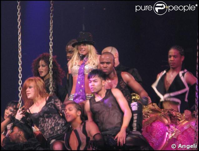 Britney Spears sera en concert à Paris Bercy