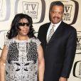 Aretha Franklin, Willie Wilkerson - SOIREE POUR LE 10EME ANNIVERSAIRE DES 'TV LAND AWARDS' A NEW YORK LE 14 AVRIL 2012.