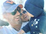 Ingrid Chauvin en vacances : Tendres baisers et joyeuses baignades avec son mari