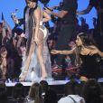 Nicki Minaj, lauréate du prix de Meilleur Clip de Hip Hop (pour la chanson Chun Li) - MTV Video Music Awards 2018 au Radio City Music Hall. New York, le 20 août 2018.