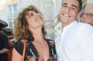 Elsa Lunghini : Complice avec son fils Luigi, beau gosse au sourire craquant