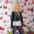 Christina Aguilera aurait été parfaite avec moins de maquillage et une chevelure plus naturelle - Soirée LG Rumorous Night à Hollywood le 28 avril 2009