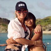 Laeticia Hallyday : Sereine et lumineuse pour une sublime expérience avec Jade