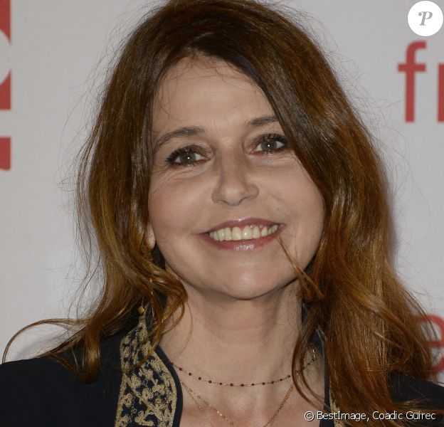 Muriel Cousin - Soirée de la 28ème Nuit des Molières au théâtre des Folies Bergère à Paris. Le 23 mai 2016 © Coadic Guirec / Bestimage