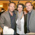 Corinne Touzet avec Stéphane Freiss et Didier Van Cauwelaert