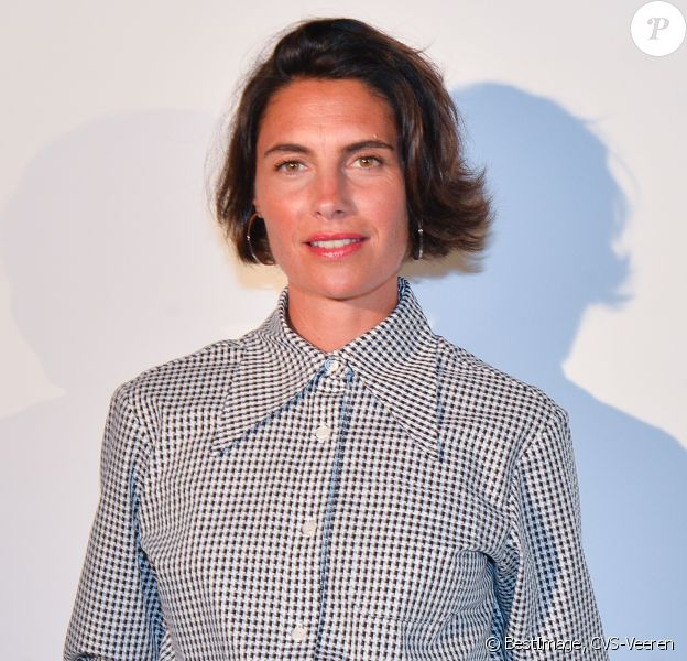 "Alessandra Sublet lors du dîner ""Dior - Madame Figaro Unifrance"" à l'hôtel JW Marriott lors du 71ème Festival International du Film de Cannes le 12 mai 2018. CVS-Veeren/Bestimage"