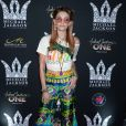 Paris Jackson à la soirée Michael Jackson Diamond Birthday Celebration au Mandalay Bay Resort and Casino à Las Vegas, le 29 août 2018