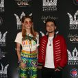 Paris Jackson, Prince Jackson à la soirée Michael Jackson Diamond Birthday Celebration au Mandalay Bay Resort and Casino à Las Vegas, le 29 août 2018