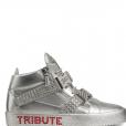 Les sneakers Giuseppe Zanotti imaginées en hommage à Michael Jackson.