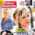 Couverture de France Dimanche, en kiosques dès le 31 août 2018.