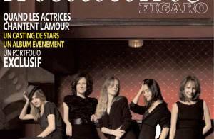 Valérie Lemercier, Emmanuelle Béart, Nathalie Baye et leurs copines vous invitent... backstage !
