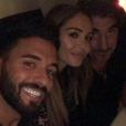 Thomas Vergara fête ses 32 ans avec son papa et Nabilla à Londres - 3 septembre 2018