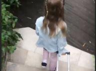 Carla Bruni : Sa petite Giulia si joyeuse et stylée pour sa rentrée des classes