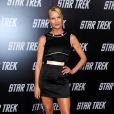 Nicollette Sheridan officialise avec son nouveau boyfriend à l'avant-première du nouvel épisode de Star Trek.