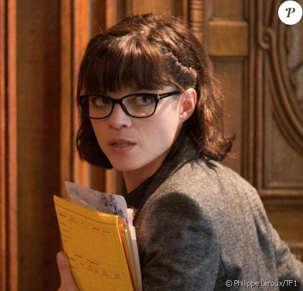 Juliette Roudet dans Profilage (TF1)