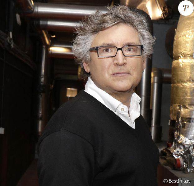 Portrait du philosophe Michel Onfray à Paris, France, le 6 décembre 2016. © Cédric Perrin/Bestimage