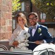 Thomas Hollande et Emilie Broussouloux ont célébré leur mariage le 8 septembre 2018 dans le village de Meyssac, près de Brive en Corrèze, en présence notamment de François Hollande et Ségolène Royal, parents du marié.