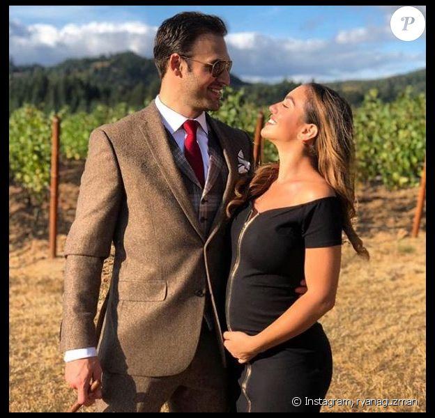 Ryan Guzman et Chrysti Ane sur Instagram, le 10 septembre 2018