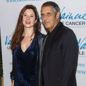 Julien Clerc : Chic et engagé au bras de son épouse Hélène Grémillon