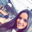 La Miss Belgique 2017, Romanie Schotte, pose sur Instagram, 2016.
