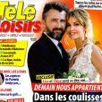 """Couverture du nouveau numéro """"Télé-Loisirs"""" en kiosques dès le lundi 17 septembre 2018"""