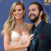 Emmy Awards : Les couples stars du tapis rouge avec Heidi Klum, Ricky Martin...