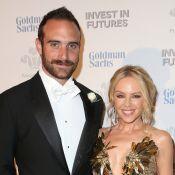 Kylie Minogue : Mariage surprise de son ex infidèle, Joshua Sasse