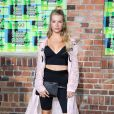 "Lottie Moss au défilé ""Hugo Boss"" lors de la Mercedes-Benz Fashion Week de Berlin, le 5 juillet 2018."