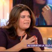 """Raquel Garrido (Les Terriens) : """"L'absence d'Hapsatou Sy est un problème"""""""