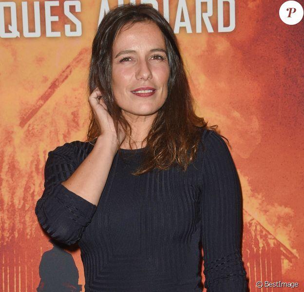 """Zoé Félix - Avant-première du film """"Les frères sisters"""" au cinéma l'UGC Normandie à Paris le 11 septembre 2018. © Coadic Guirec/Bestimage"""