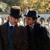 """Robert Downey Jr., Jude Law et Rachel McAdams... dans les nouveaux visuels de """"Sherlock Holmes"""" !"""