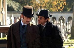 Robert Downey Jr., Jude Law et Rachel McAdams... dans les nouveaux visuels de