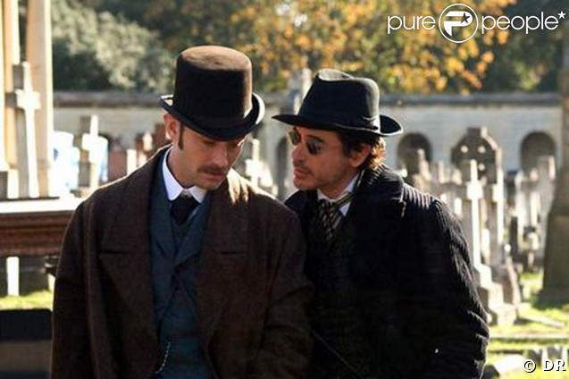 """Des images de """"Sherlock Holmes"""", de Guy Ritchie !"""