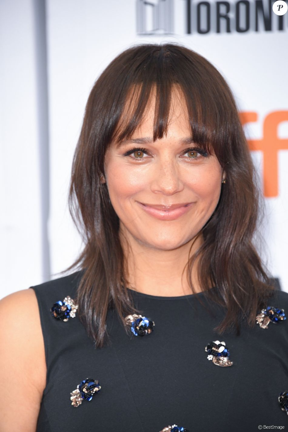 "Rashida Jones à la première de ""Quincy"" au Toronto International Film Festival 2018 (TIFF), le 9 septembre 2018. © Igor Vidyashev via Zuma Press/Bestimage"
