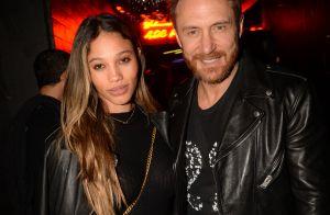 David Guetta : Soirée parisienne en amoureux avec sa belle Jessica
