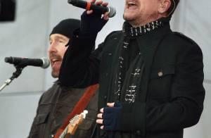 Découvrez le nouveau clip de U2 ! Tiens, Saïd Taghmaoui est absent... bizarre... Regardez !