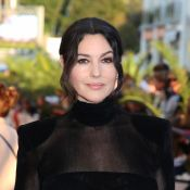 Monica Bellucci : Jurée glamour et tout en transparence au Dinard Film Festival