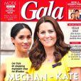 """Couverture du magazine """"Gala"""" en kisoques le 3 octobre 2018."""