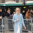 """Poppy Delevingne au défilé de mode printemps-été 2019 """"Miu Miu"""" à Paris. Le 2 octobre 2018 © CVS / Veeren / Bestimage"""