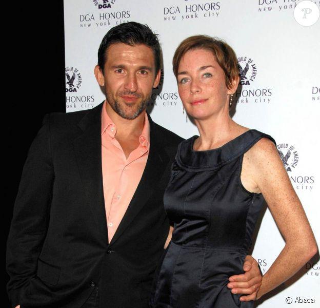 Julianne Nicholson et son mari Jonathan Cake
